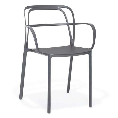Pedrali Intrigo 3715 Stuhl salbeigrün