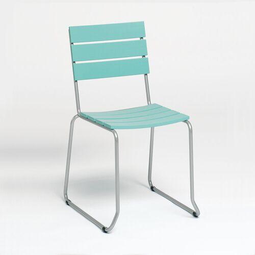 Weishäupl Balcony Stuhl weiß weiß