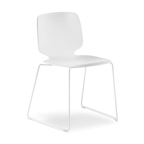 Pedrali Babila 2740 Stuhl schwarz sandfarben