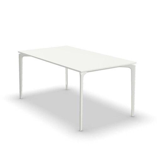 Fast AllSize Tisch 160 x 90cm weiß