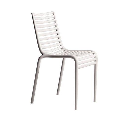 Driade Pip-e Stuhl weiß