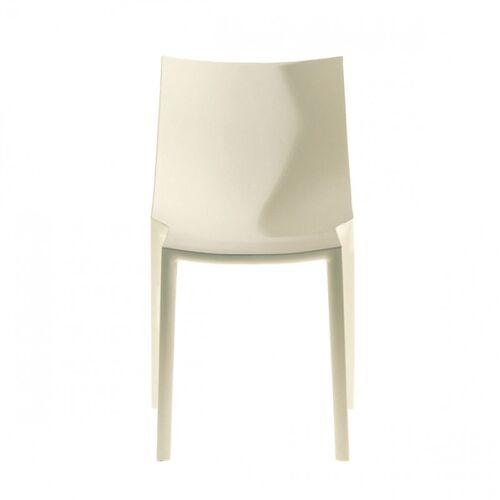 Driade Bo Stuhl 4er Set weiß