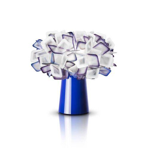 Slamp Clizia Tischleuchte lila