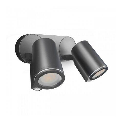 STEINEL No. 058647 Sensor-LED-Strahler Spot DUO Sensor