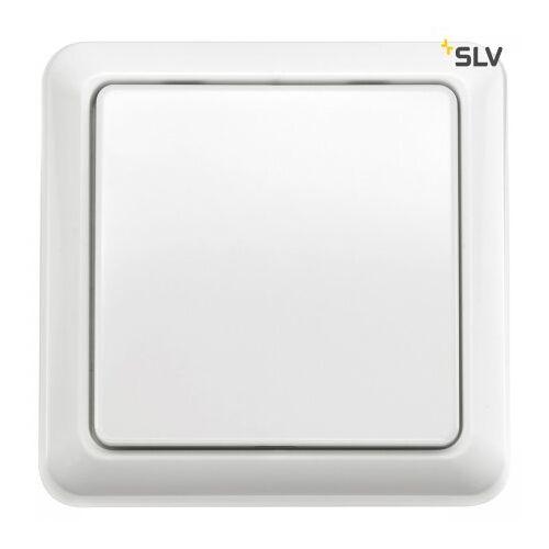SLV Leuchten & Lampen SLV No. 470812 Funk Wandschalter einfach