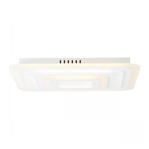 Brilliant Leuchten No. G96986-05 LED Deckenleuchte Selenis 50x50 weiß matt