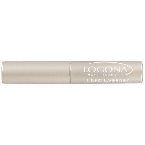 Logona Fluid Eyeliner No. 01 (black)
