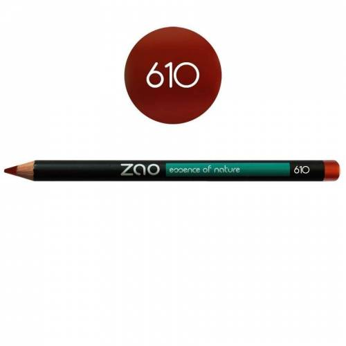 ZAO essence of nature Stift 610 Copper Red