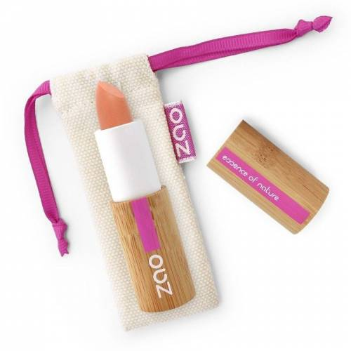 ZAO essence of nature Soft Touch Lippenstift 432 peach