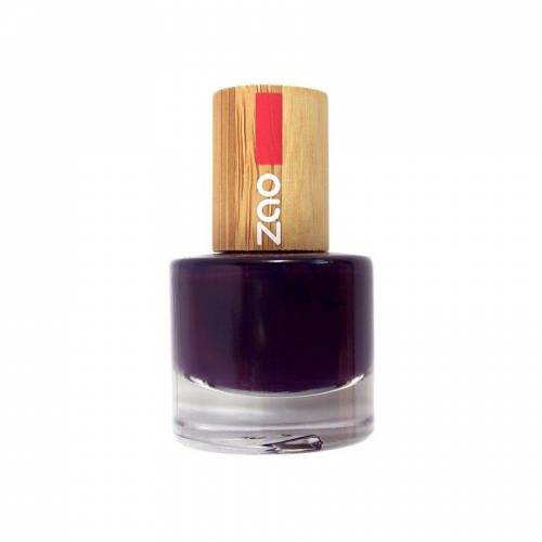 ZAO essence of nature Nagellack 651 Plum