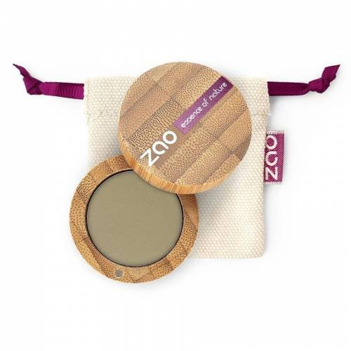 ZAO essence of nature Matten Lidschatten 207 Olive Green