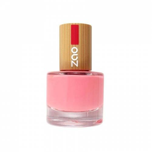 ZAO essence of nature Nagellack 654 Hot Pink