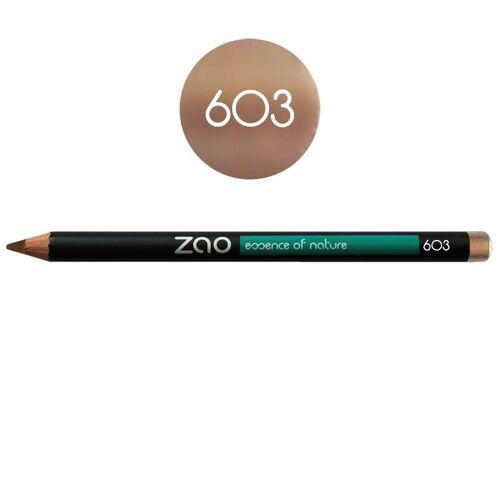 ZAO essence of nature Stift 603 Beige Nude