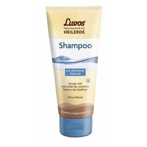 Luvos Heilerde Shampoo