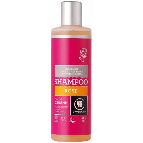 Urtekram Shampoo Rose Dry Hair