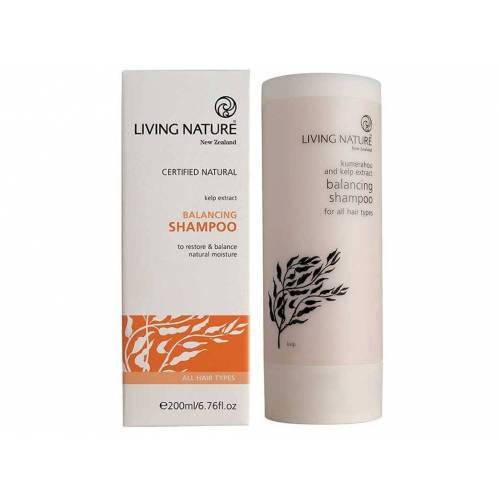 Living Nature Ausgleichendes Shampoo