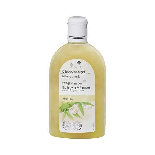 Schoenenberger Pflegeshampoo Bio Ingwer & Bambus