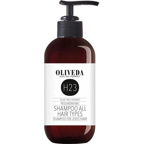 Oliveda Shampoo für jedes Haar Regenerating