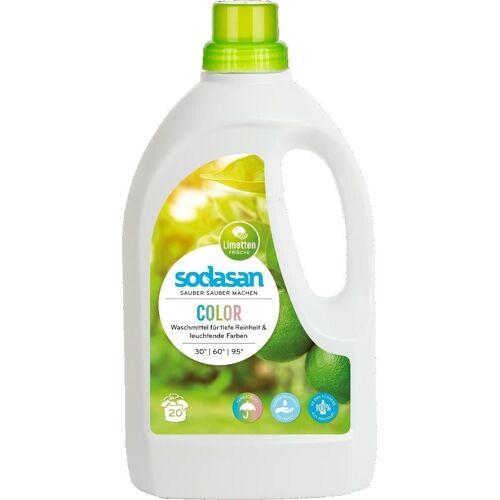 Sodasan Color-Waschmittel Limette