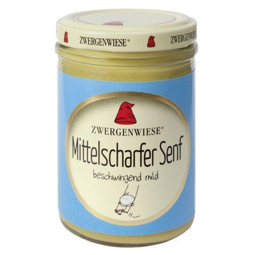 Zwergenwiese Bio Mittelscharfer Senf