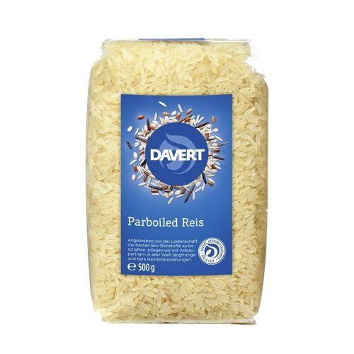 Davert Parboiled Reis, Langkorn bio