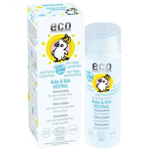 ECO Baby & Kids Sonnencreme LSF 50+ Neutral ohne Parfum