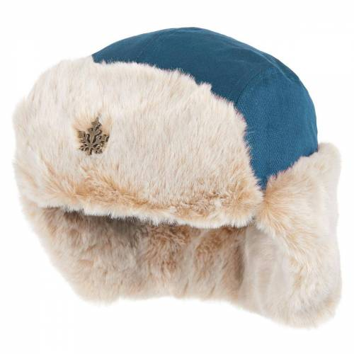 Hoodlamb Ladies' Ruderalis Hat ocean blue