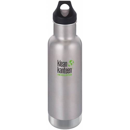 Klean Kanteen Classic 592 ml loop isoliert
