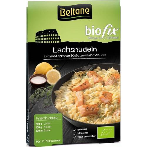 Beltane Biofix Lachsnudeln bio