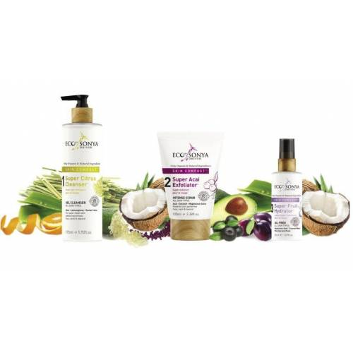 ECO By Sonya Skin Compost Collection Trio