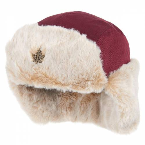 Hoodlamb Ladies' Ruderalis Hat burgundy