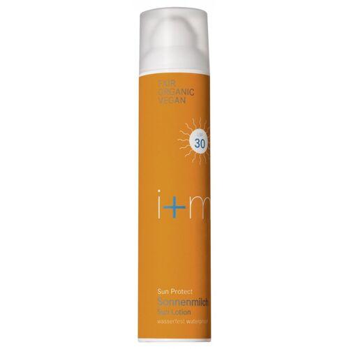 I + M Naturkosmetik Sun Protect Sonnenmilch LSF30