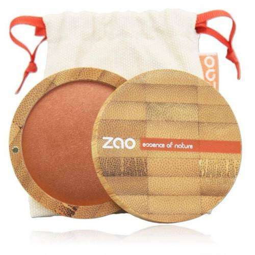 ZAO essence of nature Bronzer 345 Red Copper