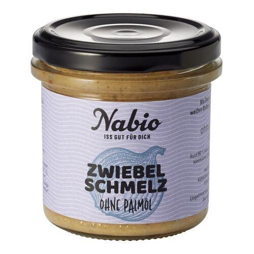 Nabio Bio Zwiebelschmelz (ohne Palmöl)