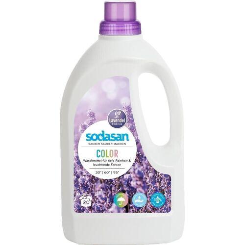 Sodasan Color-Waschmittel Lavendel