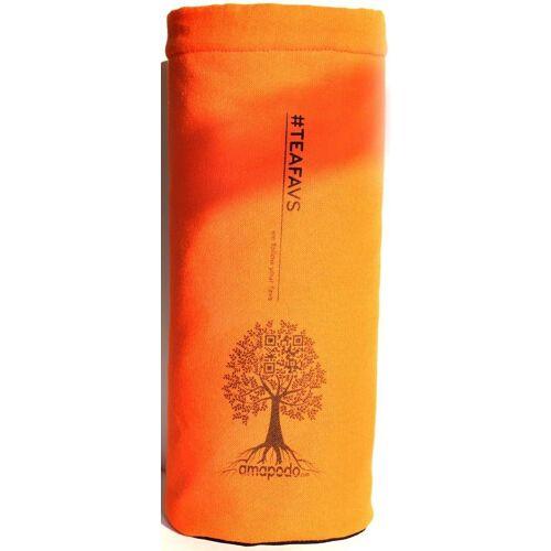Amapodo Cover orange
