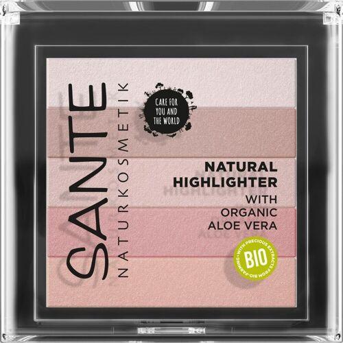 Sante Natural Highlighter 02 Rose