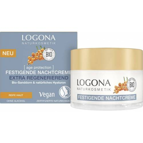 Logona Age Protection regenerierende Nachtcreme
