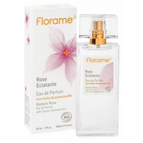 Florame Eau de Parfum Rose Eclatante