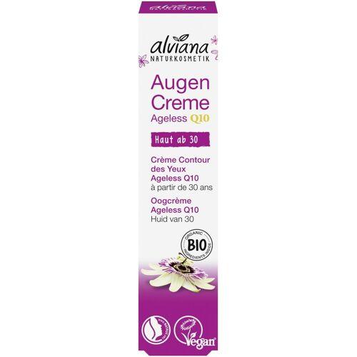 Alviana Augencreme Ageless Q10