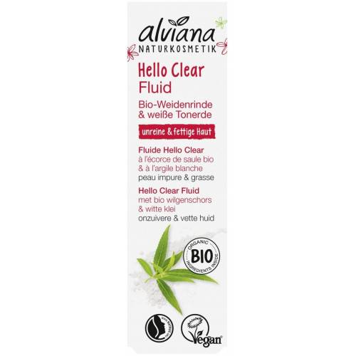 Alviana Hello Clear Fluid
