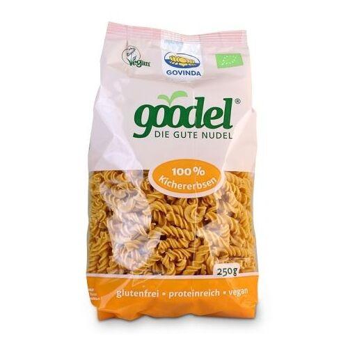 Govinda Goodel Nudel Kichererbsen Bio