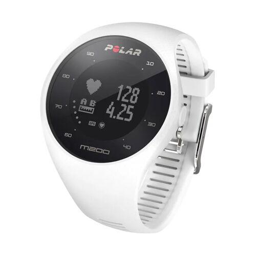 Polar Herzfrequenzuhr M200 - Weiß