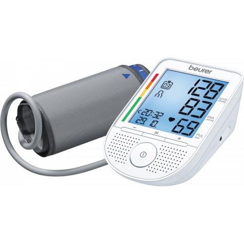 Beurer GmbH Beurer sprechendes Oberarm-Blutdruckmessgerät BM 49 ,  (ES, PT, GB, GR)
