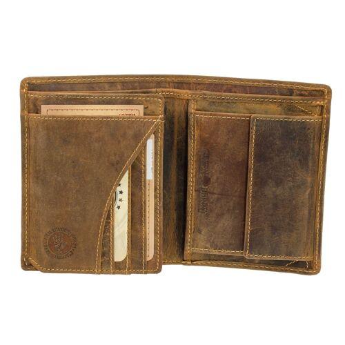 Greenburry Vintage Geldbörse, Geldbeutel 1701-25