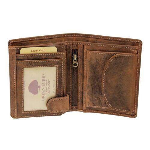 Greenburry Vintage Geldbörse, Geldbeutel 1796A-25