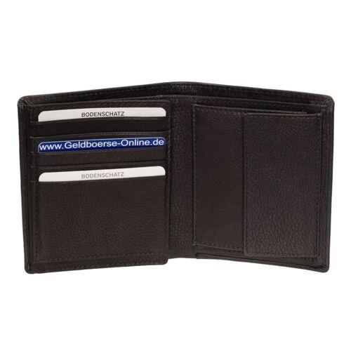 Bodenschatz Börse Geldbörse Leder BODENSCHATZ Tarent 8-018 TE 01 Wallet