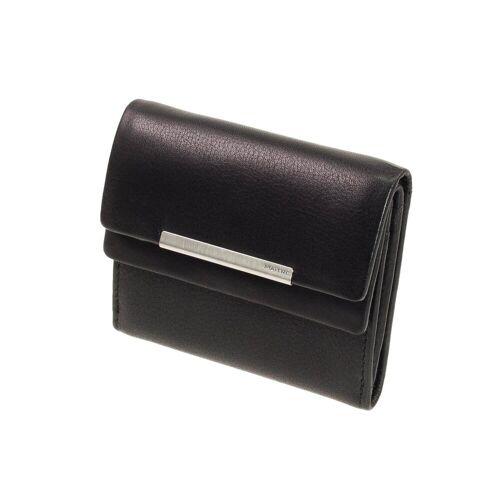 2db82ef61cf70f Maître Mini Damengeldbörse Maitre belg Deda 4060001517 Schwarz kleiner  Geldbeutel RFID