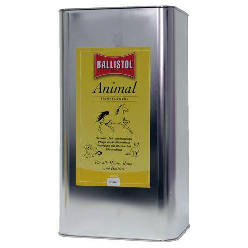 BALLISTOL (24,00 EUR/l) BALLISTOL Animal Tierpflegeöl 5 l