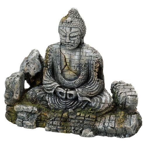 Aqua Della Aquariumdekoration Buddha, Größe: L